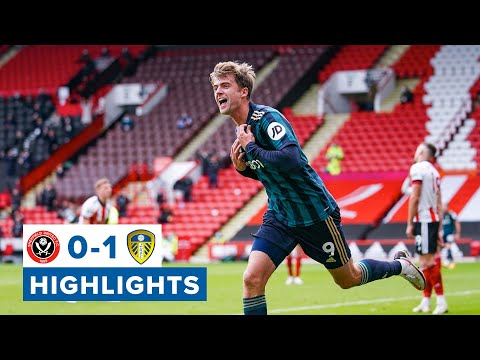 Highlights | Sheffield United 0-1 Leeds United | 2020/21 Premier League