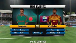 Final 3rd T20 West Indies V Bangladesh Full Match Highlights world cricket Championship 2 Gameplay