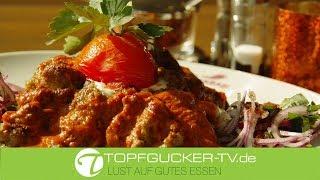 Adana Kebap - scharf gewürzter Lammhackspiess | Topfgucker-TV türkische Rezeptempfehlung