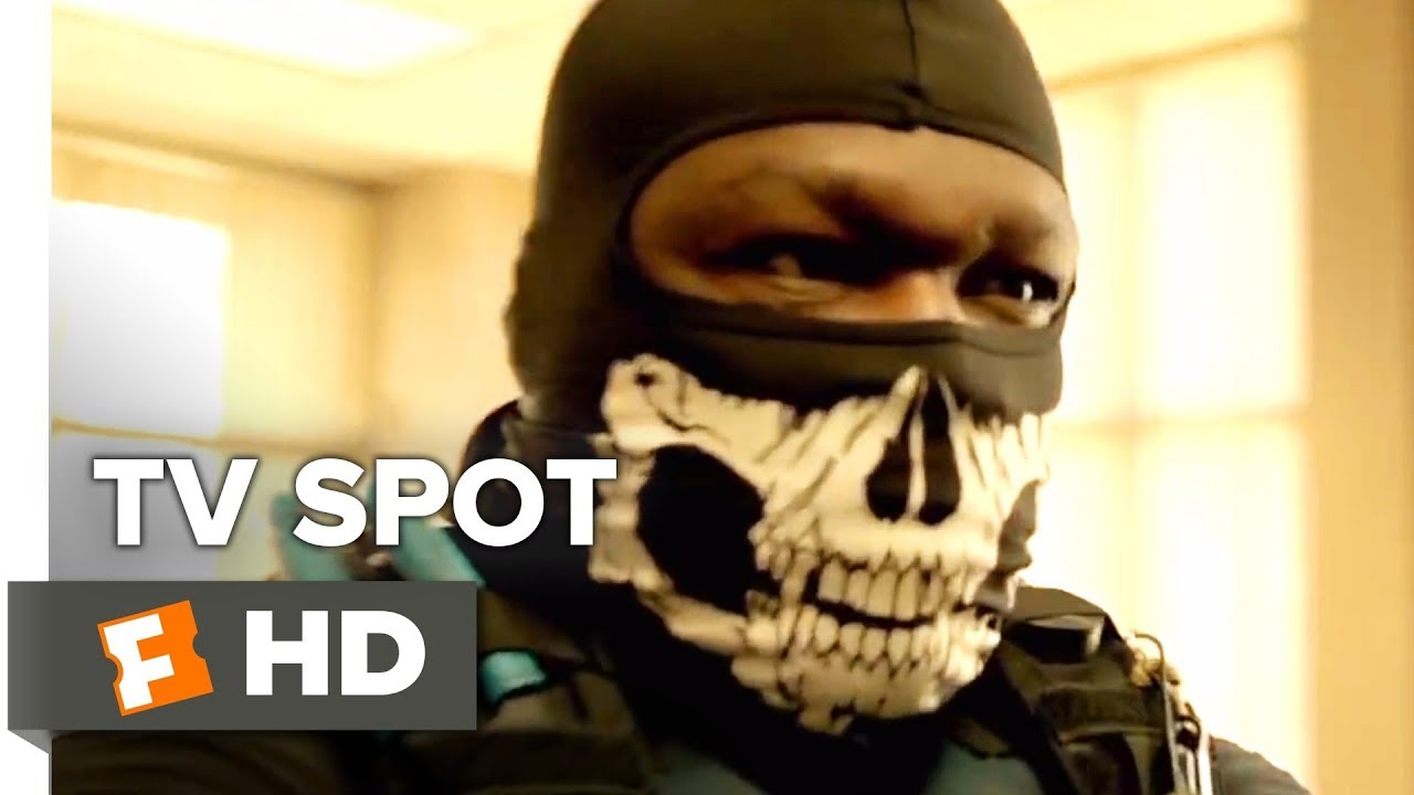 Thieves Without Fear, Cops Without Limits. Watch Gerard Butler & 50 Cent in Heist Action-Thriller 'Den of Thieves' with O'Shea Jackson Jr.