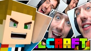 Minecraft | THE BASEMENT TROLL!! + Trolling With My Face?! | Troll Craft