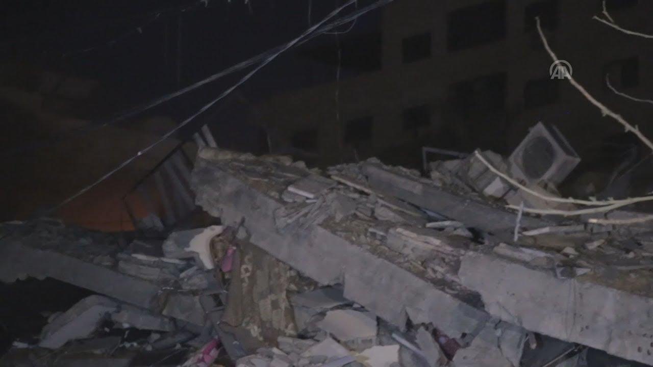 Tα γραφεία του τουρκικού πρακτορείου Anadolu στη Γάζα χτυπήθηκαν από ισραηλινά μαχητικά
