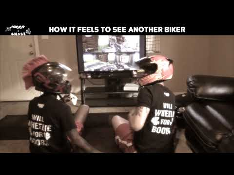 This Is How It Feels To See Other Bikers On The Road!