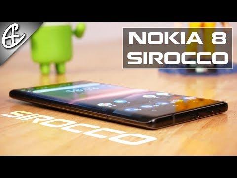 Nokia 8 Sirocco Review - Elusive & Exclusive!!!