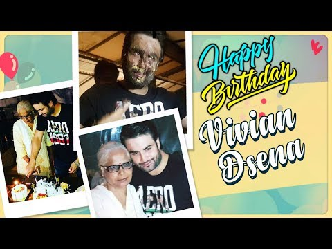 Vivian Dsena Birthday Celebrations On Set | Shakti