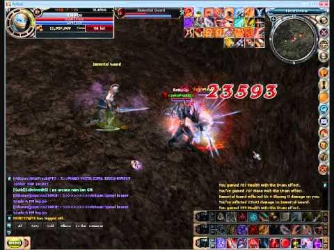 lv 82 STR DK damage test [Rohan ph]
