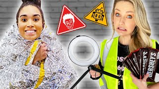 What's In My Disaster Survival Bag?! by Clevver Style