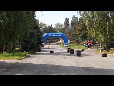 Jozef Béreš ml. Audi Quattro S1 Rally Sprint Šaca