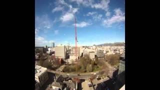 Time-lapse video of Christchurch CBD demolition/rebuild