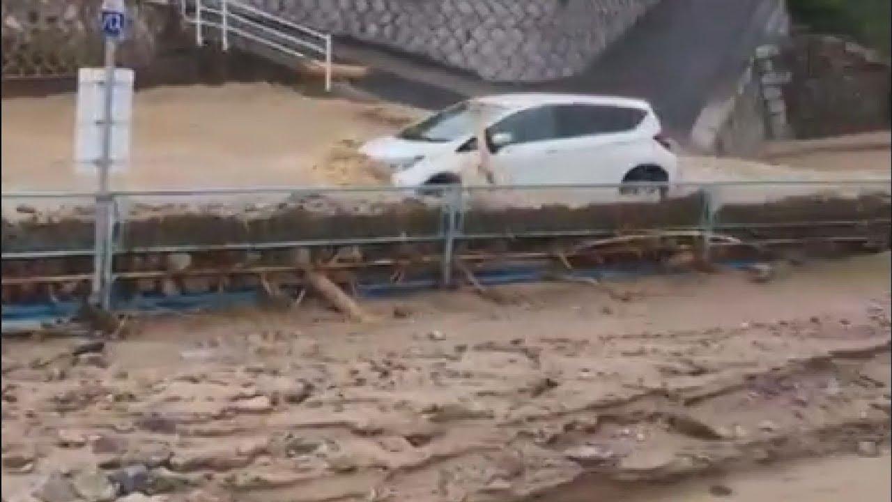 Τουλάχιστον 38 νεκροί και πάνω από 50 αγνοούμενοι από τις καταρρακτώδεις βροχές στην Ιαπωνία
