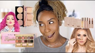 How Many Makeup Collabs Can I Feature in ONE VIDEO?! | Jackie Aina by Jackie Aina