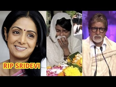 Bollywood Celebrities Reacts On Sridevi Sudden Death Due To Cardiac Arrest