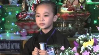 Đề tài: Cúng Lạy - bé: Kim Chi - Như Ý