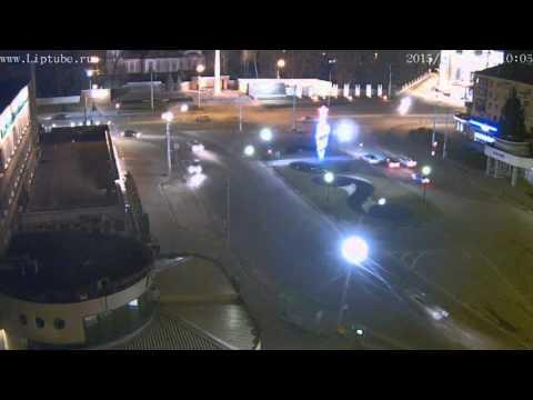 Водитель «Мерседеса» совершил смертельный маневр в Липецке