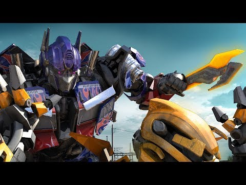 Transformers The Last Knight: Optimus Prime VS Bumble Bee (FIGHT SCENE) - Thời lượng: 3:09.
