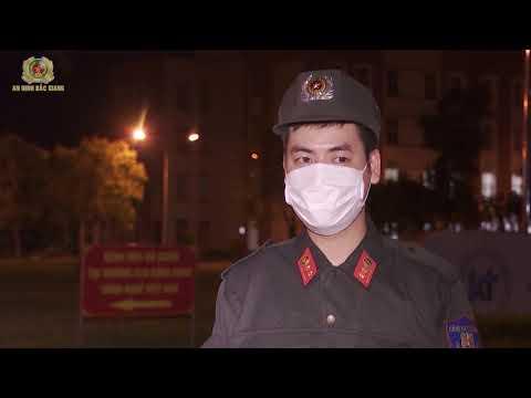 Ghi nhận tại Cơ sở thu dung BN Covid-19 Trường cao đẳng nghề Việt Hàn