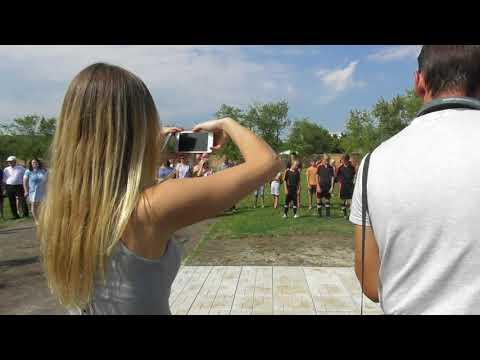 Урочисте відкриття міні-футбольного поля зі штучним покриттям (відео, фото)