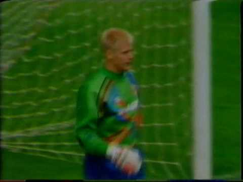 Sheffield United 2-1 Manchester United - 1st ever Premier League Goal