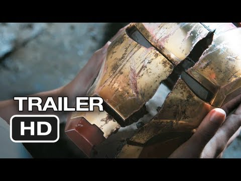 Iron Man 3 Official Trailer (2013) Marvel Movie HD Video