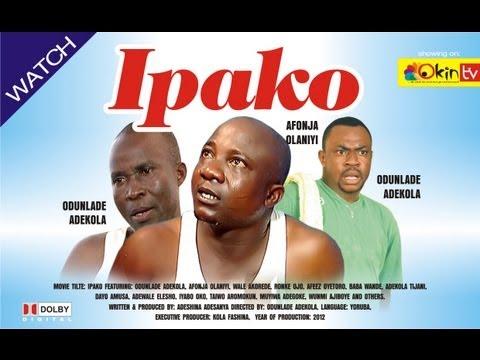 IPAKO Yoruba Nollywood Comedy Starring Odunlade Adekola
