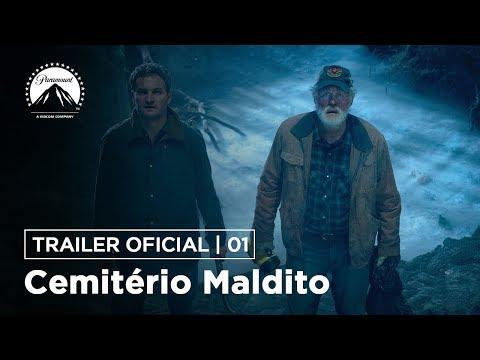 Cemitério Maldito | Trailer Oficial | LEG | Paramount Pictures Brasil