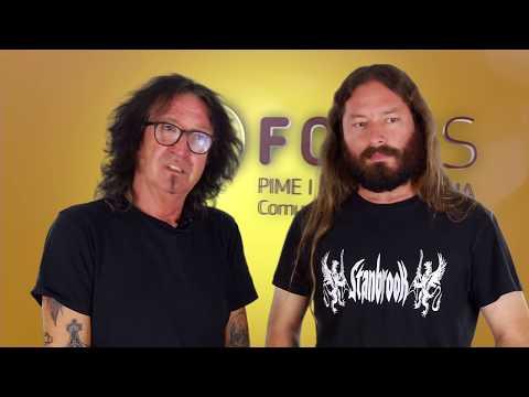 Alfonso Peña y Jordi Cabrera del grupo Stanbrook  en #FocusPyme L'Alacantí[;;;][;;;]