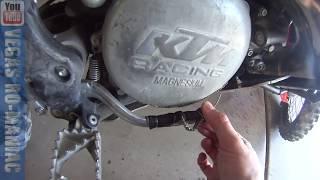 7. KTM 250 XC - BAD NEWS FOR America