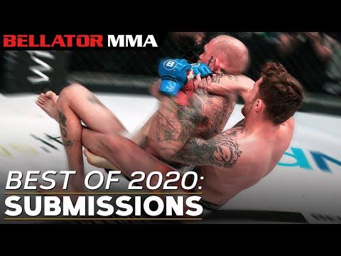 Best of 2020: Top Submissions   Bellator MMA