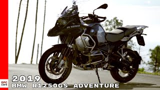 2. 2019 BMW R1250GS Adventure