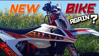 8. Wait what?? Another New Bike! | 2017 KTM 500 EXC-F 6 Days
