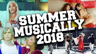 Best Musically Songs 2018 (Summer Edition)