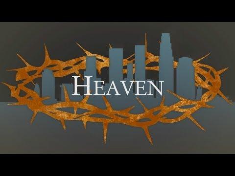 Heaven – John 14:1-3