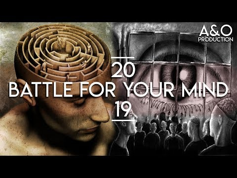 The Battle That Rages For Your Mind