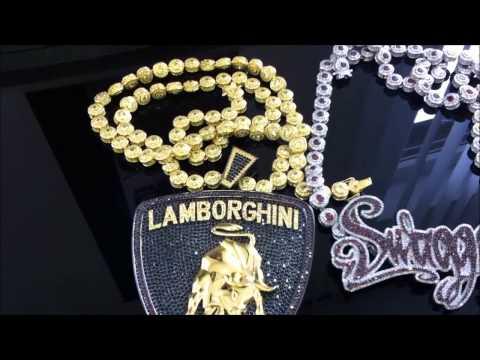 www.iced-out.biz Lab Made Custom Jewelry