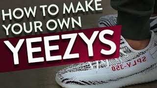 Download Lagu How To Make Your Own Yeezys Mp3