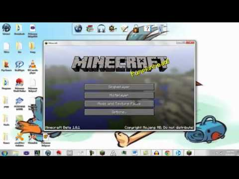 How to set up a Cracked Minecraft Server with Hamachi