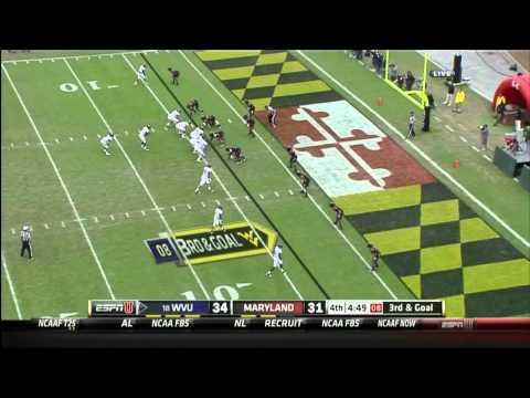 Stedman Bailey vs Maryland LSU Clemson video.