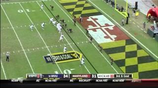 Stedman Bailey vs Maryland, LSU, Clemson (2011)