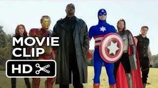 The Starving Games Movie CLIP - Avengers (2013) - THG Spoof Movie HD
