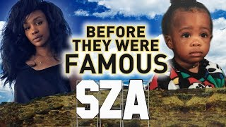 Video SZA - Before They Were Famous - CTRL MP3, 3GP, MP4, WEBM, AVI, FLV Januari 2018