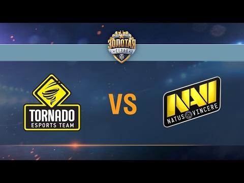 Natus Vincere G2A vs Tornado Energy - day 3 week 6 Season II Gold Series WGL RU 2016/17