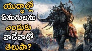 Video యుద్ధాల్లో ఏనుగులను ఎందుకు వాడేవారో తెలుసా..?   The Masculinity of Elephants in World History..! MP3, 3GP, MP4, WEBM, AVI, FLV September 2018