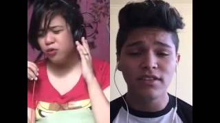 Video (SMULE) Like I'm Gonna Lose You by: Zendee & Gabriel René MP3, 3GP, MP4, WEBM, AVI, FLV November 2018