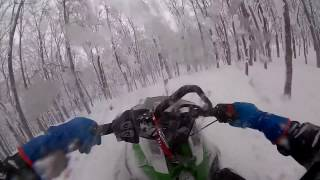 10. 2017 Arctic Cat M6000 is the best snowmobile.