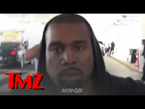 Kanye West Attacks ANOTHER Paparazzi