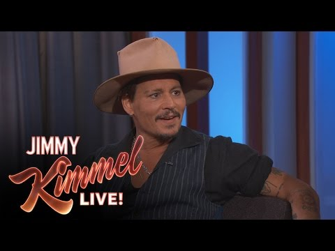 Johnny Depp Does a Great Don Rickles Impression