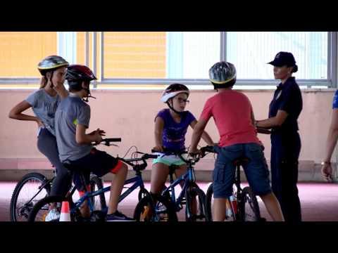 Quatre collégiens représentent la Principauté au concours européen de la prévention routière