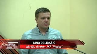 Počeli radovi na dogradnji gradskog vodovodnog sistema općine Visoko – podsistem Gračanica