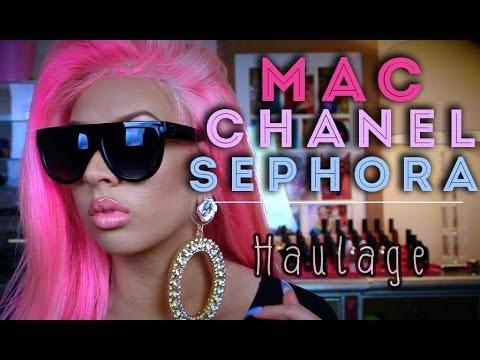 New Makeup: MAC, Sephora, Chanel HAULAGE!!!