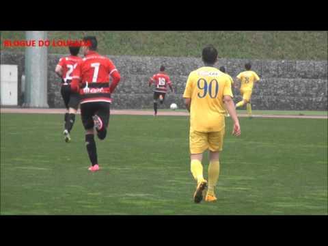 2ª Divisão AF Porto: AD Lousada 5-0 FC Vila Boa de Quires